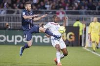 PSG clinch title with win over Lyon