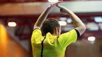 Designation of referees for Futsal World Cup