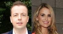 Oliver Callan lets rip into Vogue Williams over new series