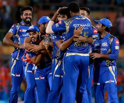 IPL PHOTOS: Bumrah wins it for Mumbai Indians in 'Super Over'