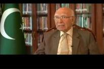 India Delaying Proper Dialogue Between Two Countries: Sartaj Aziz