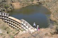 Small Ferrocement Dams to Recharge Groundwater