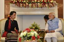 India to aide in restoring temple works of Bodh Gaya: PM Modi announces after talks with Myanmar State Counsellor