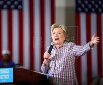 Clinton's national lead over Trump rises in post-debate poll