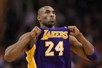 5 classic Kobe poses for a statue at Staples Center
