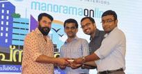 Team e-Rights wins Swapna Keralam tech contest