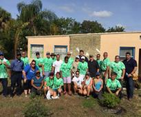 Broward County Home Receives Repairs Thanks to Deerfield Beach based People's Trust Insurance and Rapid Response Team May 02, 2016People's Trust Insurance and Rapid Response Team teamed up on National Rebuilding Day to help the Griffin Household make...