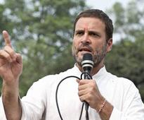 Rahul to release Congress manifesto for Karnataka polls in Mangaluru on Apr 27