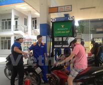 Petrol prices up over 300 VND per litre
