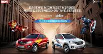 Renault reveals KWID Super Hero Edition in association with Marvel's Avengers