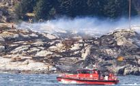 11 dead as chopper crashes off Norway