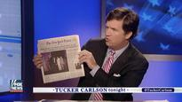 Tucker Carlson scolds NY Times editor over the paper's liberal bias