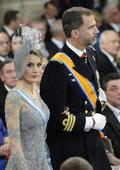 PHOTOS: Seriously, What's That Thing On Princess Letizia's Head?!