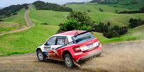 Motorsport: Gill takes victory at International Rally of Whangarei