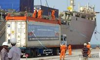 Chinese ship, trade convoy reaches Gwadar port