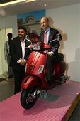 Piaggio India inaugurates premium retail concept store with a Motoplex in Chennai