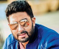 Abhishek Bachchan plays a food guide for his buddies