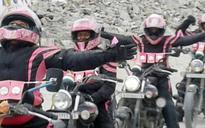 Independence Day: 50 women bikers hoist tricolour at Khardung La, world's highest motorable pass