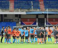 India gear up for friendlies against Mauritius, St. Kitts and Nevis ahead of crucial Macau tie