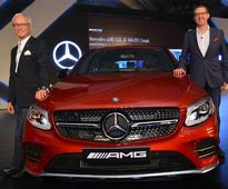 Mercedes-Benz brings glamorous to its SUV range with the new GLC 43 Coupe