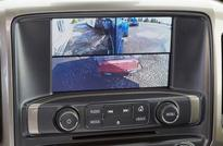 GMC makes towing easier with  what else?  more cameras