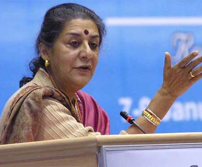 Ambika Soni rejects reports of quitting Congress