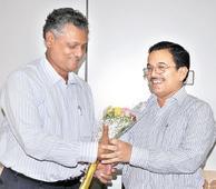 PK Bondriya New GGM of Simhadri Power Plant