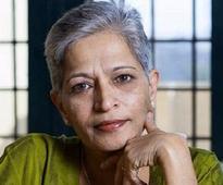 Gauri Lankesh shot dead at her residence
