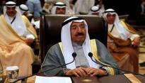 Kuwait Emir in talks with Saudis, Qataris to resolve Gulf crisis