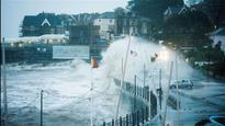 Storm Imogen hit southern England, Wales
