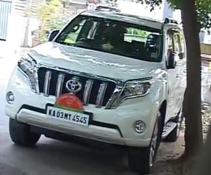 Yeddyurappa's Rs 1.15 crore car revs up row in drought-hit Karnataka