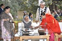 Dahi-chura Diplomacy Aimed to Dispel Rumors of Cracks within the Grand Alliance