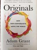 Wharton Professor Adam Grant On Creativity And The First Mover Myth