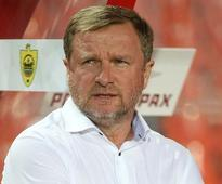 Anzhi sack Czech coach Vrba after six months