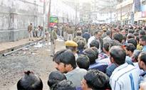 4 hurt in low-intensity blasts at Fancy Bazar