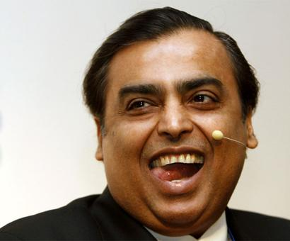Mukesh Ambani's wealth grew 67% last year, is India's richest for 10th time