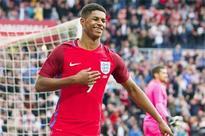 Rashford becomes England's third youngest goalscorer