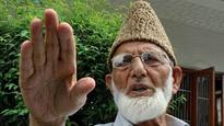 Geelani's son arrested, family not allowed to meet Syed Ali Shah Geelani