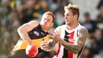 Long-awaited win against Richmond another positive for rebuilding St Kilda: Alan Richardson