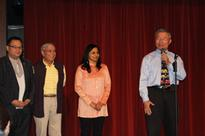 Bhubaneswar sister city event at Cupertino