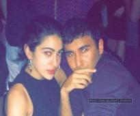 PIC: Saif Ali Khan's daughter Sara spotted clubbing in Mumbai