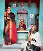 Re-weave the saree tradition