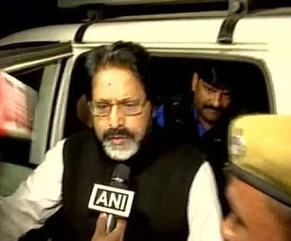 Sudip Bandopadhaya denied bail, sent to jail
