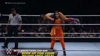 Watch: Kurti-clad Indian Kavita Devi owns her opponent at WWE event like a boss