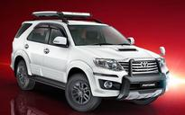 All new Toyota Fortuner coming to India on November 7