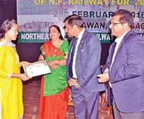 NFR sportspersons feted