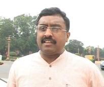 Strengthen nationalist forces in Jammu and Kashmir: Ram Madhav tells BJP cadre
