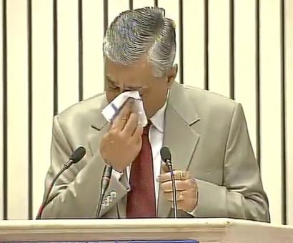 CJI's 'emotional appeal' gets PM's support