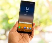Samsung Galaxy Note 8 Android 8.0 Oreo update rolling out to some units