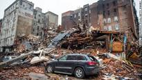 5 charged in deadly New York gas explosion